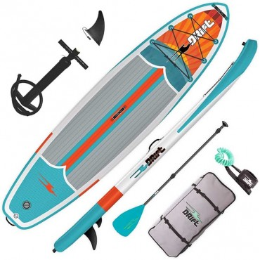 Bote Board Drift Inflatable SUP Package