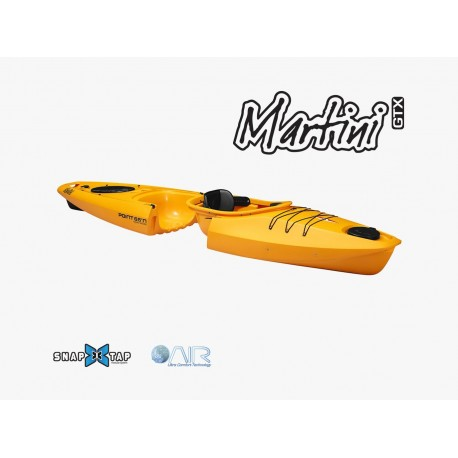 Modular Solo Sit In Martini Kayak from Point 65