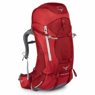 Osprey Ariel 55L AG Backpack Red WS - Closeout, Free shipping
