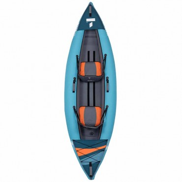 Two person inflatable kayak rental