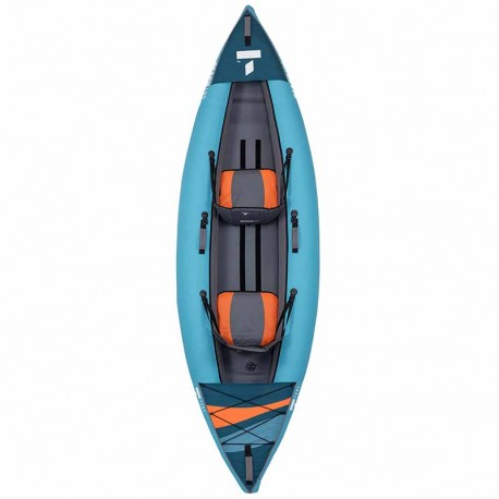 Rent a Tandem Inflatable 2-Person Kayak