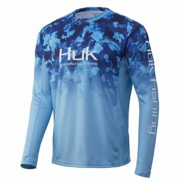 Huk Icon X Long Sleeve Fishing Shirt