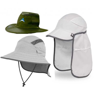 Sunday Afternoons and Alchemi Backpacking and Hiking Hats