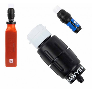 Sawyer Backpacking Water Filters and Purifiers