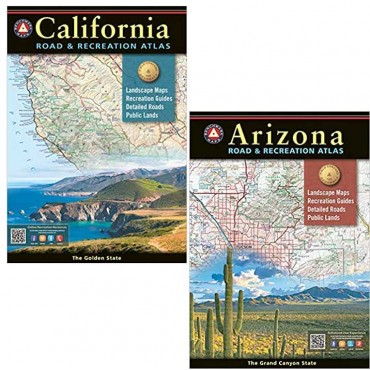 Benchmark Road and Recreation Atlas for sale