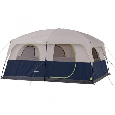 Tent - 8-Person Family Tent for Car Camping