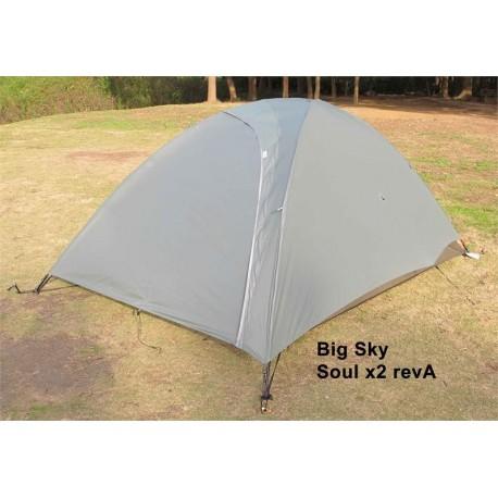Big Sky backpacking tent rental