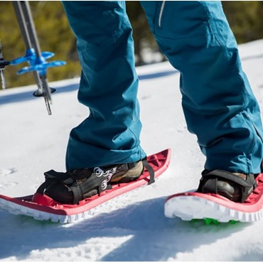 Rent the Crescent Moon Foam Snowshoe