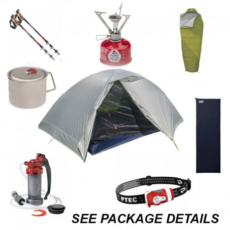 Backpacking Package - 1 Person