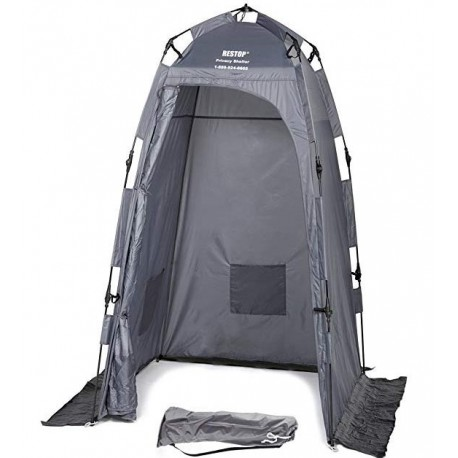 Rent a Portable Privacy Shelter for camping