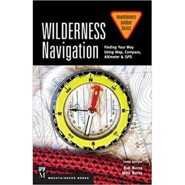 Wilderness Navigation Outdoors Guide Book