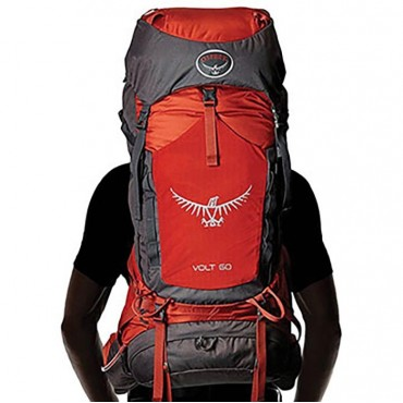 Rent volt 60 backpack from Osprey