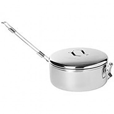stainless steel pot rentals