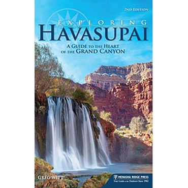 Exploring Havasupai Guide Book