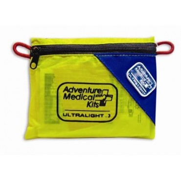 Light first aid kit for outdoor adventure