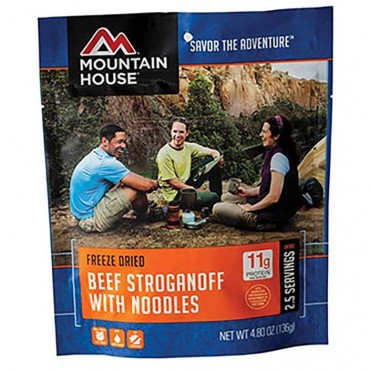 Freeze Dried Meals for backpacking trips