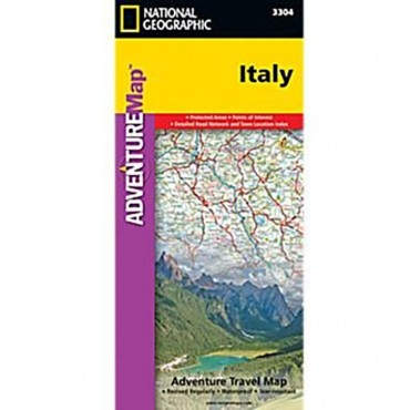 Print Maps for International Destinations (includes shipping)