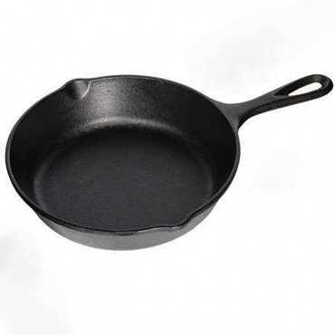 Rent a cast iron skillet for camp cooking