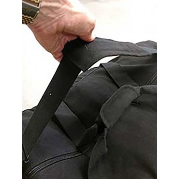 Rent a Heavy Duty Canvas Duffle Bag