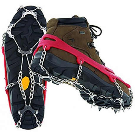 Kahtoola Microspikes for rent for icy trails