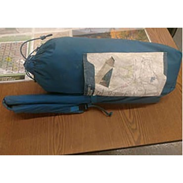 Buy used backpacking or camping tent