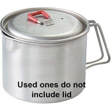 Used Titanium Kettle for sale
