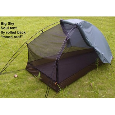 rent 1-man backpacking tent