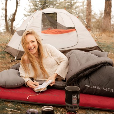 low-cost 2-person couples camping tent