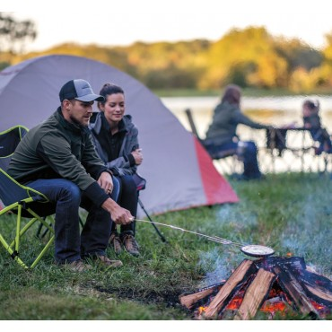 rent a 5-person car-camping tent