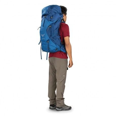rent larger Osprey or Deuter backpacks, shipped nationwide