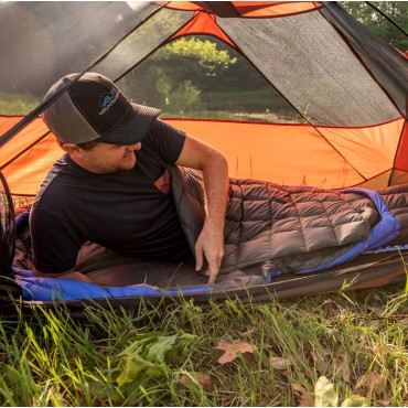 Rent Sleeping Bags for Cool Weather
