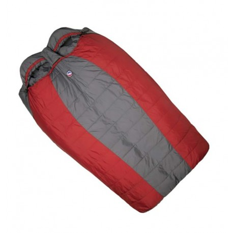Rent double-wide sleeping bags