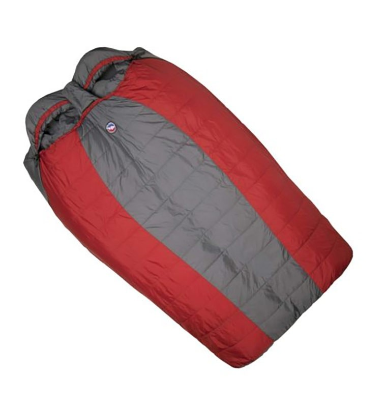An Extra Wide Sleeping Bag Designed For Two Campers