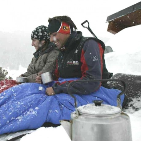 Rent sleeping bags for sub-zero weather