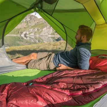 Rent camping and backpacking sleeping Bags for Warm Weather