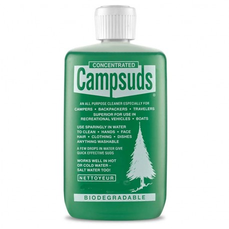 Camp Soap for backpacking trips