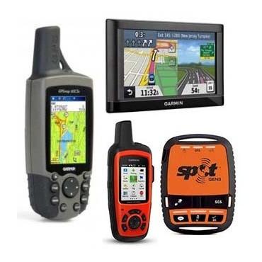 GPS & Satellite Devices