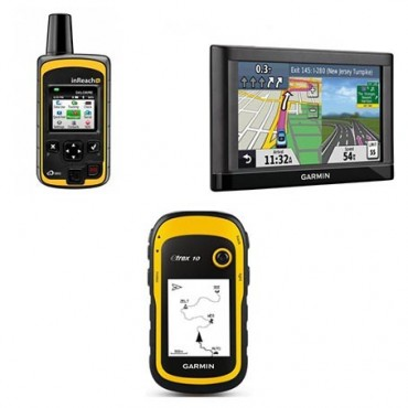 Rent GPS Navigation Gear