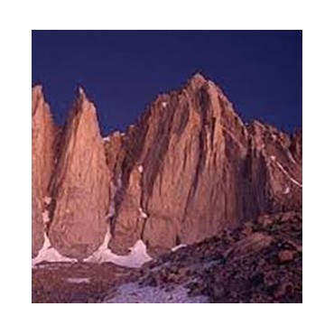 Mt Whitney Camping Gear