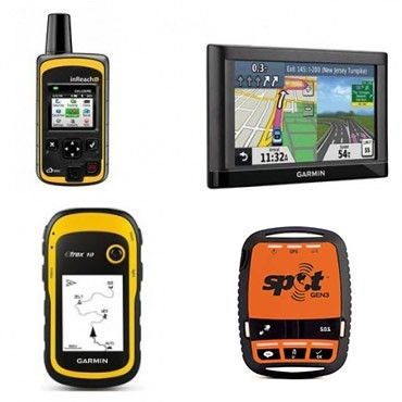 Used GPS and Satellite Communicators