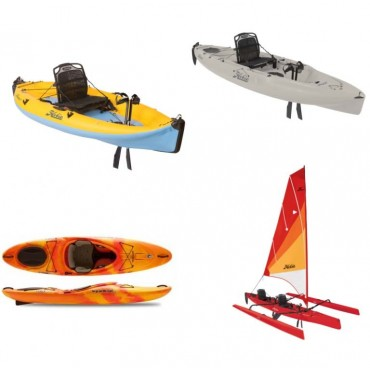 Kayaks for Sale (In-Store)