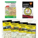 Hiking and Backpacking Maps and Books