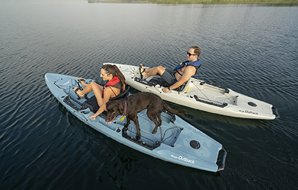 Hobie Outback Kayak in Tempe