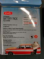 rent battery pack for travel and backpacking