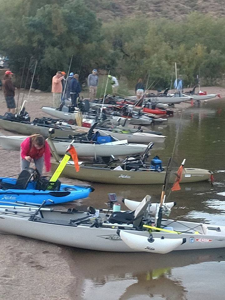 kayak fishing tournament phoenix