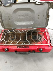 renting camping stoves