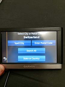 rent a gps for travel overseas