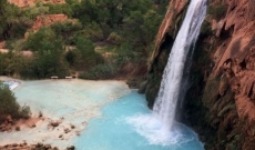 Havasu Falls opens back up!