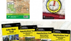 We've added more hiking and backpacking maps and books online
