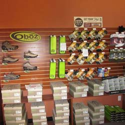 Phoenix hiking shoes and camping supplies